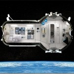 The world's first space hotel