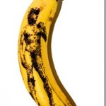 Having tattoo on banana