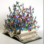 Book of life – Beautiful sculpture crafted out of metal