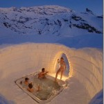 Amazing Igloo villages