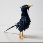 Paper art – Beautiful paper birds
