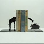Creative and artistic bookends
