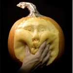 Amazing and creative pumpkin sculptures for the Halloween