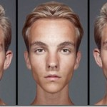 Is symmetrical face more attractive?