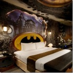Batman themed hotel