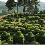 Amazing French Marqueyssac Gardens of Perigord