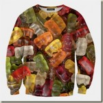 Eye-catching Food Sweaters