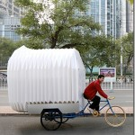 Mobile home in expensive and overpopulated cities