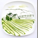 Inspirational food artworks
