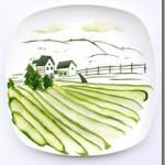 Inspirational food artworks