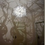 Forest lamp full of mysterious and charming sense for your bedroom