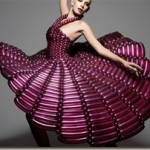 Unique balloon dresses
