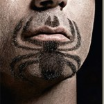 Superhero facial hair – Creative advertising of shavers and trimmers