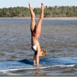 Innovative floating mat for your summer vacation fun