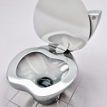 Awesome toilet for Apple fans