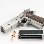 Arsenal Firearms AF2011-A1 Double Barrel Pistol built in part to commemorate the Colt 1911-A1