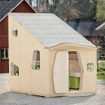 Compact house for college students