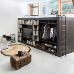 Compact and multifunctional space-saving furniture for small room