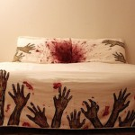 Zombie Apocalypse Bedding Set