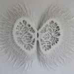 Amazingly intricate paper art