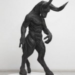 Cool sculptures created out of tires