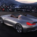 Eye-catching roadster concept by BMW – Vision ConnectedDrive