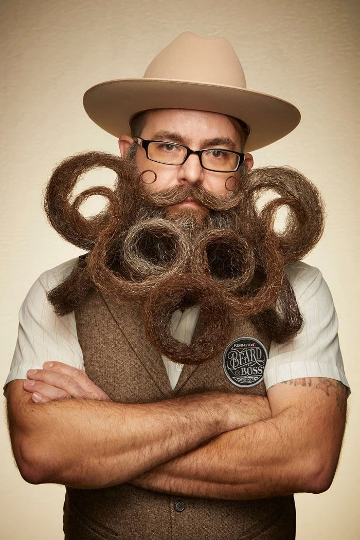 Amazing Photos Of The National Beard And Mustache ...