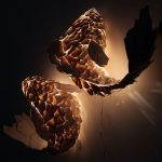 Stunning fish lamps