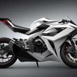 Super bike modified from 2013 Honda CBR 1000RR ABS