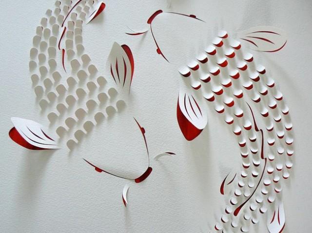 cool-amazing-beautiful-paper-art