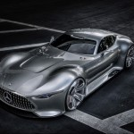 Concept car of Mercedes Benz – Vision Gran Turismo