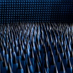 Impressive scientific photography – Radio anechoic chamber