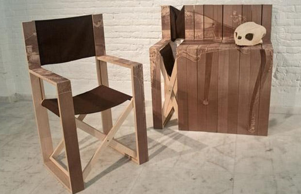 Superieur Creative Folding Chairs