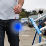 The Bitlock – Turn smart phones into keyless bicycle lock