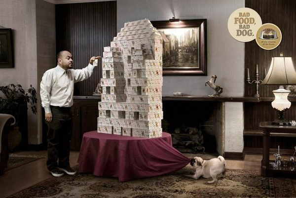 humorous-funny-interesting-creative-dog-food-advertisement