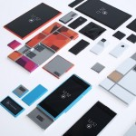 Modular smartphone made out of replaceable parts