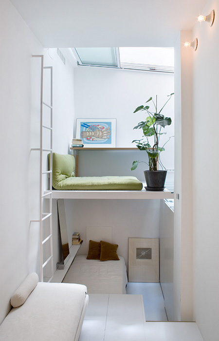 ... Small Living Space Home Compact Apartment Design ...