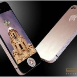 The world's most expensive phone – iPhone 4 Diamond Rose Edition
