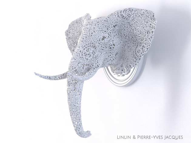3D-printing-techniques-Lace-animal-sculptures (13)