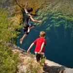 Stunning natural swimming spot – Jacob's Well