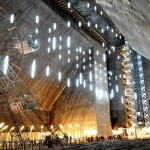 Turn an abandoned salt mine into a fantastic museum