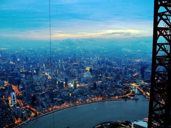 amazing-stunning-beautiful-aerial-photos-Shanghai-skyline (10)