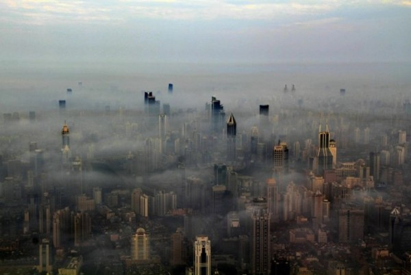 amazing-stunning-beautiful-aerial-photos-Shanghai-skyline (7)