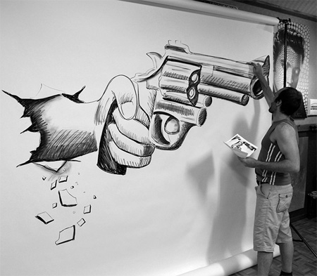 cool-amazing-three-dimensional-Pencil-drawings-artworks (1)