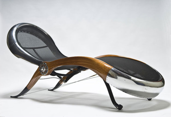 modern furniture design artistic aviator chair