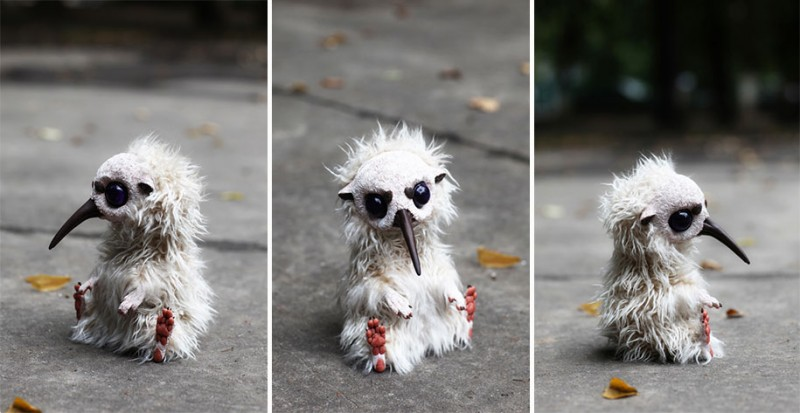 cute-fantasy-creepy-animal-anime-creatures-dolls-sculptures (10)