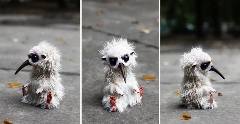cute-fantasy-creepy-animal-anime-creatures-dolls-sculptures (10)