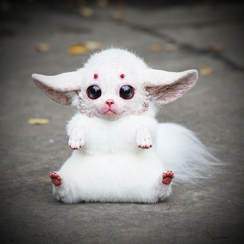 cute-fantasy-creepy-animal-anime-creatures-dolls-sculptures (13)