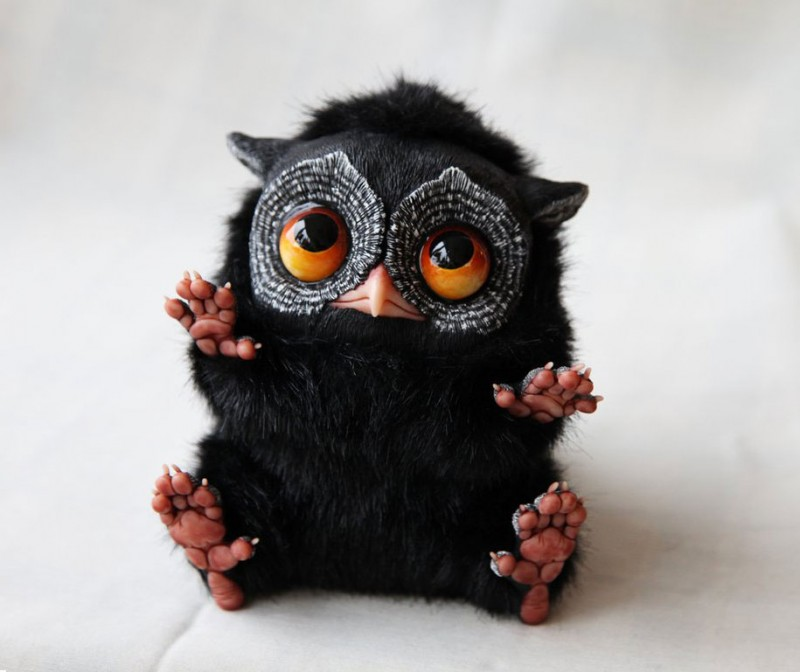 cute-fantasy-creepy-animal-anime-creatures-dolls-sculptures (14)