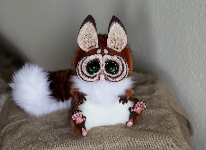 cute-fantasy-creepy-animal-anime-creatures-dolls-sculptures (16)